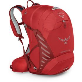 Osprey Escapist 32 Backpack M/L cayenne red